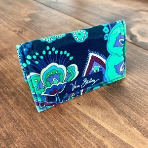 Vera Bradley Business Card Holder
